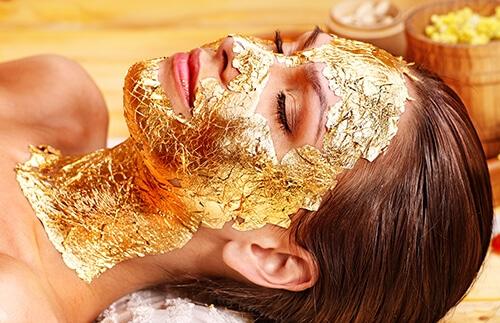 สารสกัดจากทองคำ ช่วยบำรุงผิวพรรณและลดเลือนริ้วรอยแห่งวัย