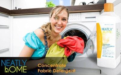 น้ำยาซักผ้าที่ไม่ทำลายเส้นใยผ้าและชำระล้างสิ่งสกปรกได้ดี