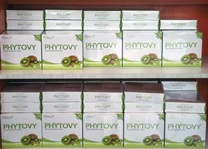 อาหารเสริมดีท็อกซ์ ไฟโตวี่ Phytovy