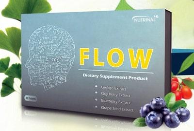 อาหารเสริม FLOW ช่วยป้องกันและรักษาโรคสมองเสื่อม