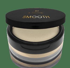 แป้งฝุ่นคุมมัน s mone' smooth silky loose powder แป้งสำหรับคนหน้ามัน