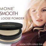 แป้งฝุ่น S MONE' SMOOTH SILKY LOOSE POWDER