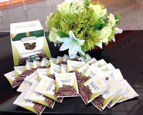 กาแฟ Nutrinal Coffee Brazillian Arabica ช่วยควบคุมน้ำหนัก