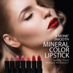 ลิปสติก S Mone' Smooth Mineral Color Lipstick