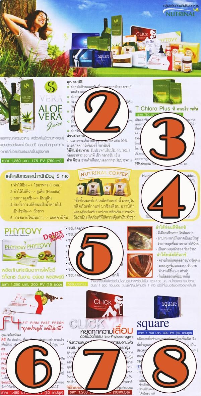 โบรชัวร์สินค้า Successmore หน้า 2