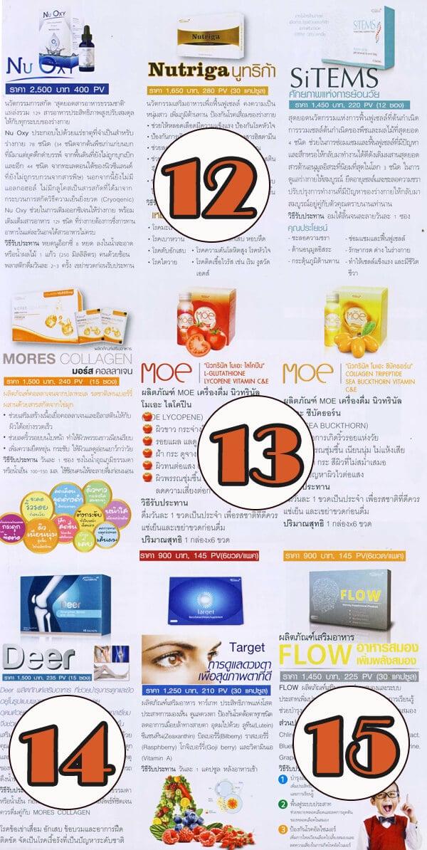 โบรชัวร์สินค้า Successmore หน้า 4