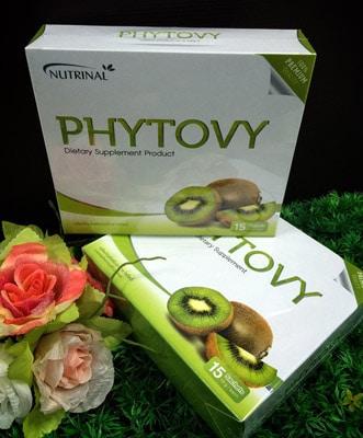 Phytovy ไฟโตวี่ ดีท็อกซ์ที่ดีที่สุด