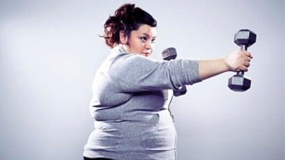 ลดความอ้วน ช่วยลดอาการข้อเสื่อม