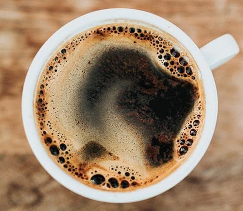 กาแฟที่ช่วยในการสร้างความตื่นตัว สดชื่นให้กับร่างกาย