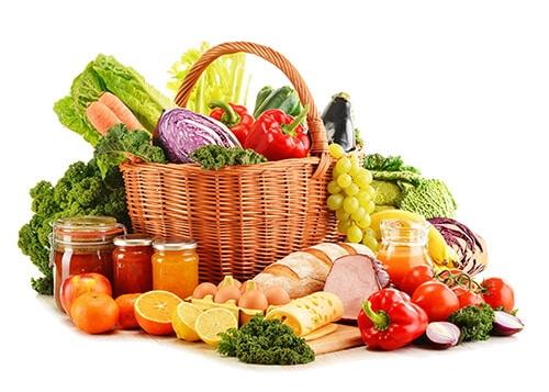 อาหาร 7 หมู่เพื่อสุขภาพที่ดี