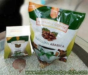 กาแฟลดน้ำหนัก ขายดี สินค้ายอดฮิต Arabica Nutrinal Coffee