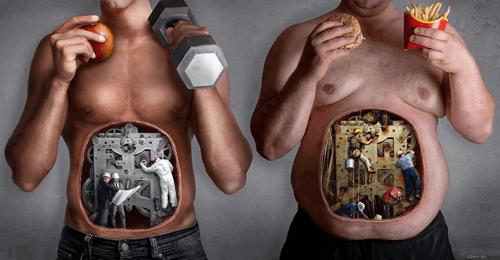 กระบวนการล้างพิษในร่างกาย ทำให้ enzyme สูญเสียลง