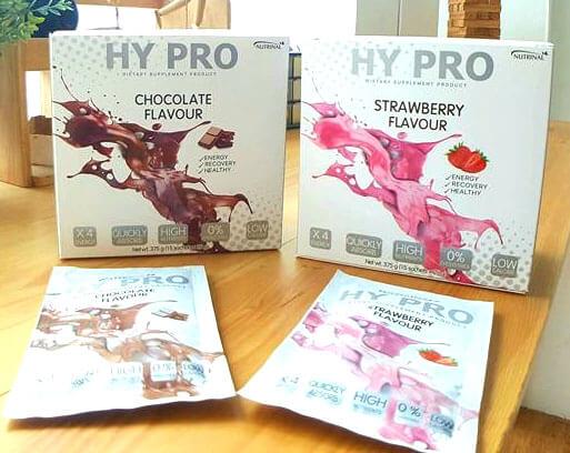 อาหารเสริมโปรตีนไฮโปร HyPro สร้างกล้ามเนื้อ ดีกว่าเวย์โปรตีน