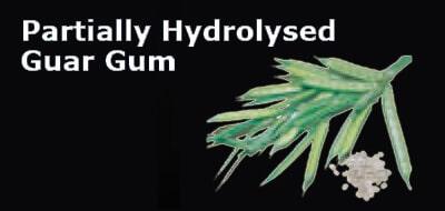 Partially Hydrolysed Guar Gum