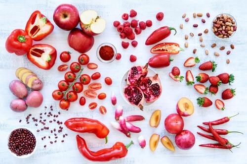 ผักผลไม้สีม่วงแดงช่วยบำรุงสมอง