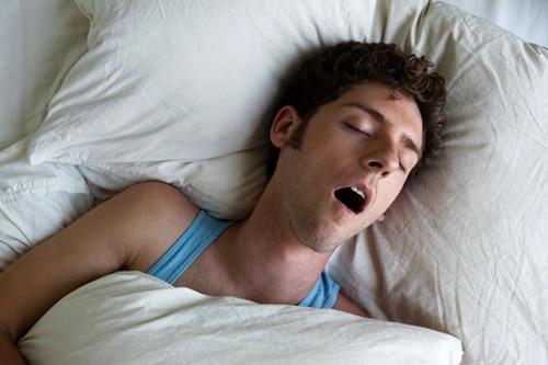 ภาวะหยุดหายใจขณะหลับ นอนกรน