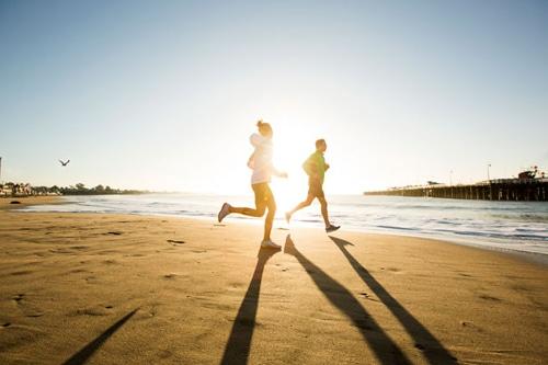 ออกกำลังกายตอนเช้าช่วยให้สุขภาพดี