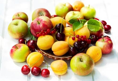 พืชผักผลไม้ที่ดีต่อร่างกายมนุษย์