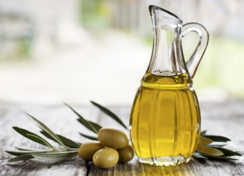 Olive oil น้ำมันมะกอกสำหรับผิวแพ้ง่าย บอบบาง
