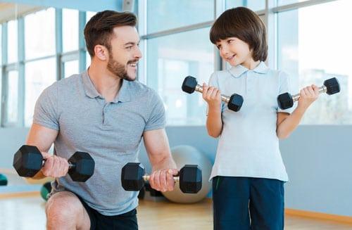 การออกกำลังกายช่วยปรับสมดุลฮอร์โมน