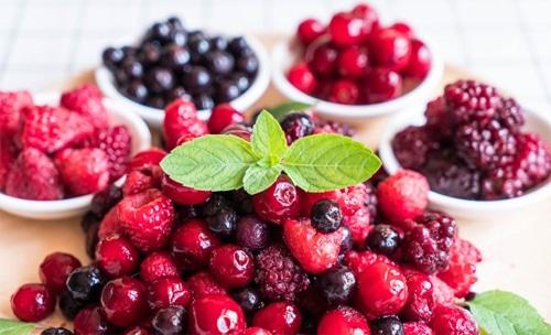 ผลไม้ตระกูลเบอร์รี่ช่วยบำรุงสายตา ป้องกันสายตาเสื่อม