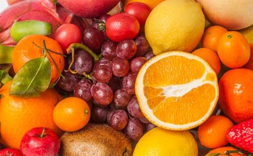 ผลไม้สีส้มเหลือง อุดมด้วยวิตามินเอ ช่วยบำรุงสายตา