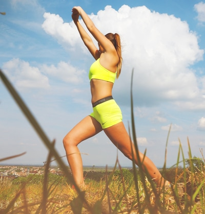 ออกกำลังกายเพื่อเผาพลาญพลังงาน และทำให้เราผอมลง