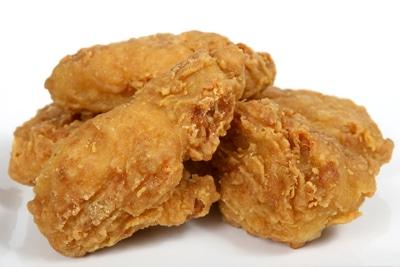 ไก่ทอดอาหารอุดมไปด้วยพลังงานเยอะ ทำให้อ้วนได้