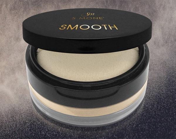 แป้งฝุ่นหน้าขาวใส แป้งสำหรับคนหน้ามัน silky loose powder