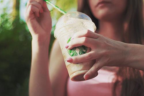 เครื่องดื่ม พวกชากาแฟ ให้พลังงานมากทำให้อ้วนได้