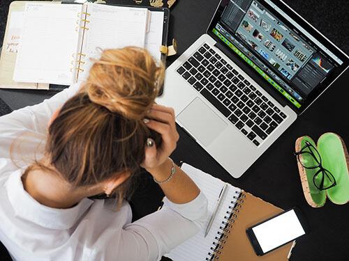 ความเครียดสะสมทำให้เกิดโรค