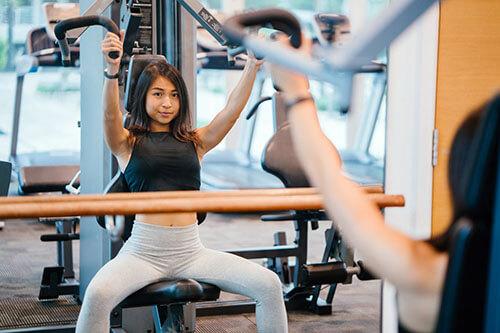 การออกกำลังกายช่วยให้ผอมลงอย่างไร