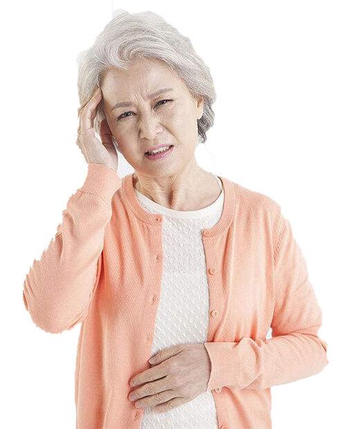 ช่วยปกป้องอาการสมองเสื่อมที่เกิดจากความชรา (Dementia)