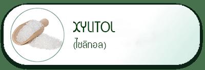 xylitol ไซลิทอล
