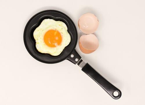 ไข่แดงมีกรดไขมัน DHA