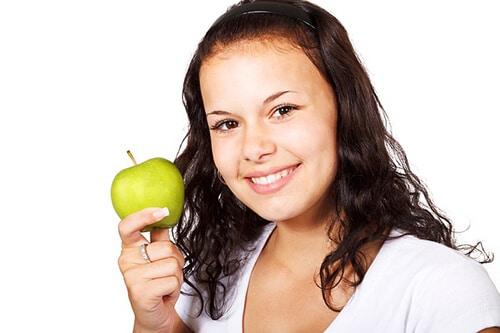 ควรทานผักผลไม้เป็นประจำ