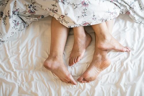 จุดซ๋อนเร้นติดเชื้อทำให้มีกลิ่นเหม็นหลังมีเพศสัมพันธ์