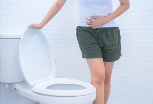 หลังเข้าห้องน้ำควรซับจุดซ่อนเร้นให้แห้งสะอาด