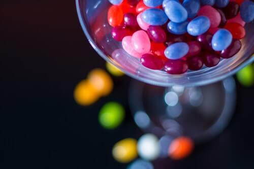 น้ำตาล Acesulfame-K ในขนมหวาน