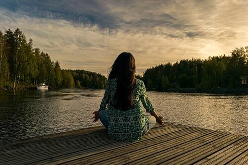 ควบคุมความเครียด สงบจิตใจ