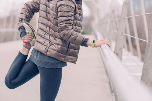 การออกกำลังกายอย่างต่อเนื่องช่วยให้สุขภาพดี