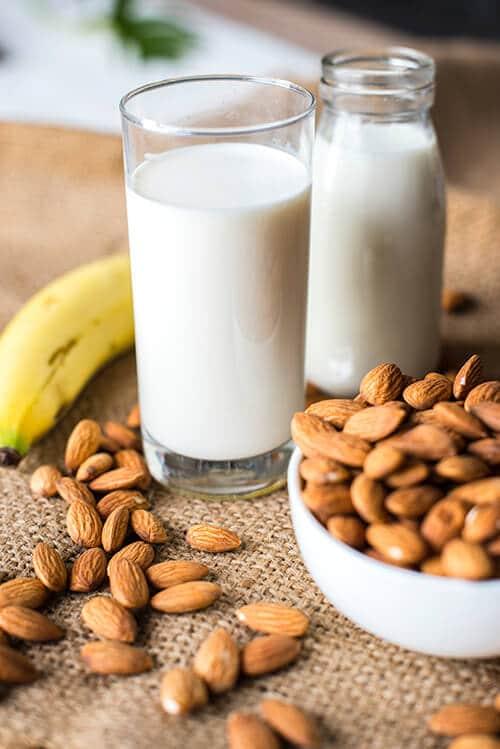 ถั่วและนมถือเป็นอาหารในกลุ่มโปรตีน