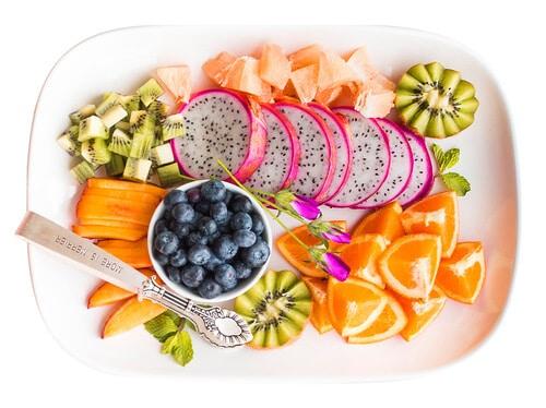 ผลไม้ต่างชนิดมีสารอาหารไม่เท่ากัน