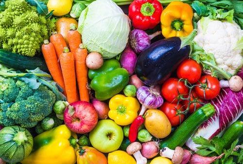 อาหารกลุ่มวิตามินและเกลือแร่