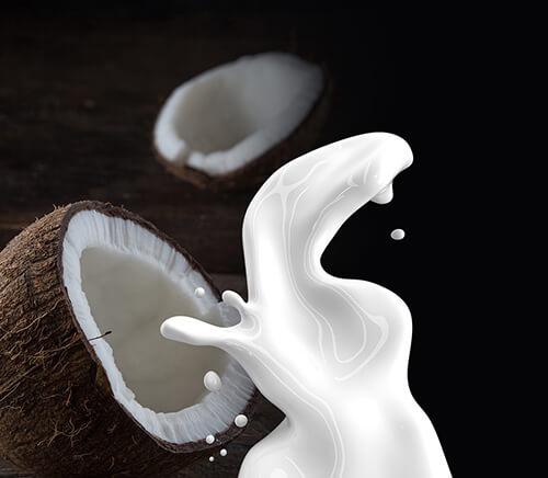 มะพร้าวและกะทิมีกรดไขมันอิ่มตัวสูง ทำให้ไขมันในเลือดสูง
