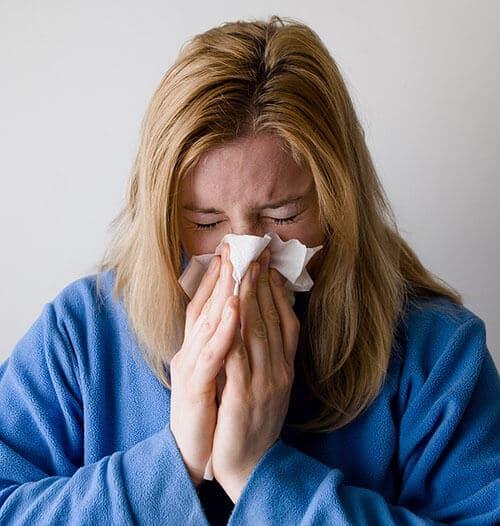 อาการไซนัส อาจทำให้มีกลิ่นปากได้