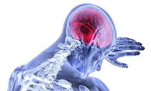 ความดันสูงทำให้หลอดเลือดในสมองตีบหรือแตกได้