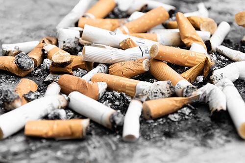 บุหรี่ทำร้ายสุขภาพ ทำให้เสี่ยงต่อการเป็นอัมพฤต อัมพาต