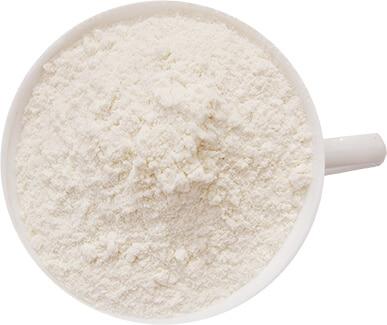 เวย์โปรตีนแบบไอโซเลทมีความเข้มข้นของโปรตีนสูงมากกว่า 90%