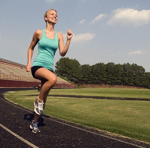 การวิ่งคือการออกกำลังกายแบบแอโรบิค